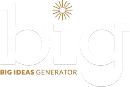 University of Chicago Big Ideas Generator